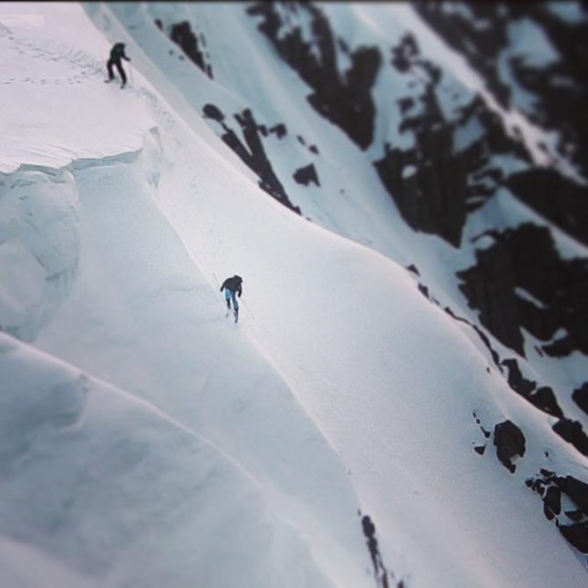 Central Gully Spine