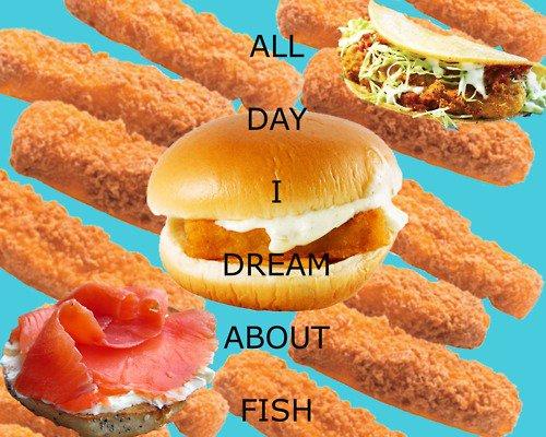 i love fish