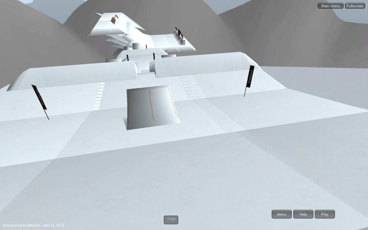 shredsauce slope 4
