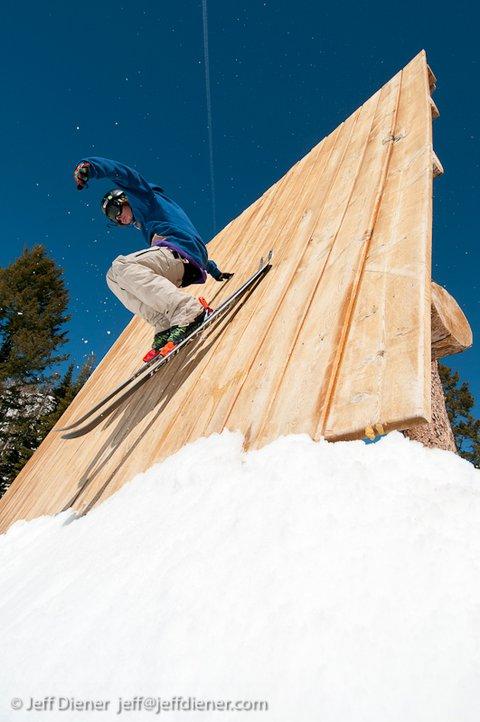 Draggin Hand on Wood