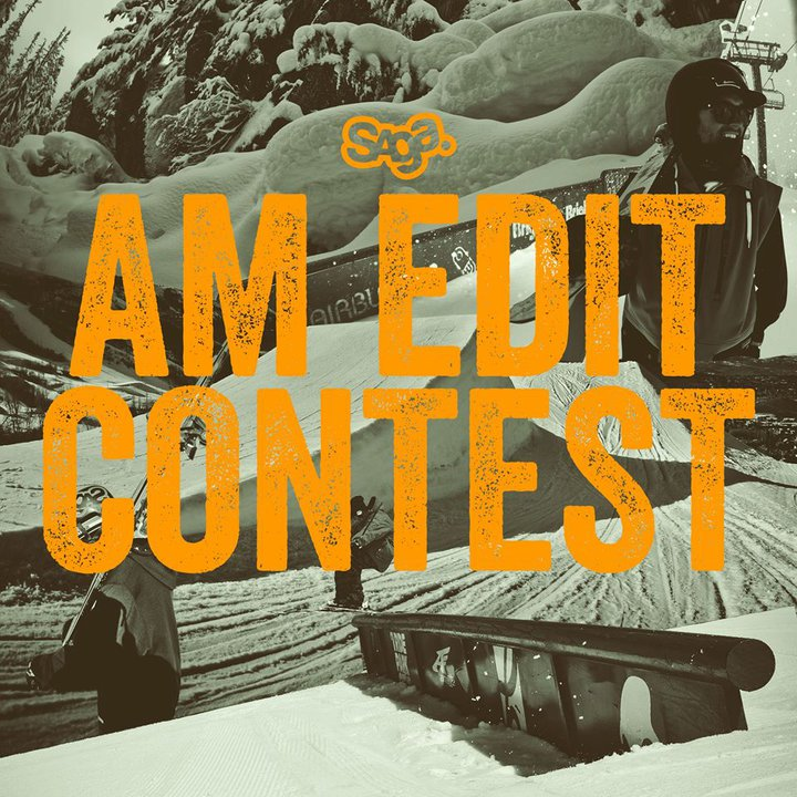 Amateur Sponsorship Edit Contest