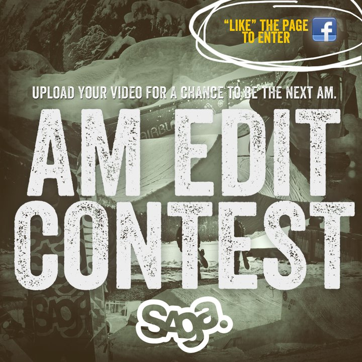 Saga Am Edit Competition has begun!