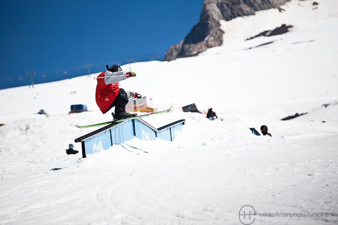 Windells ski camp