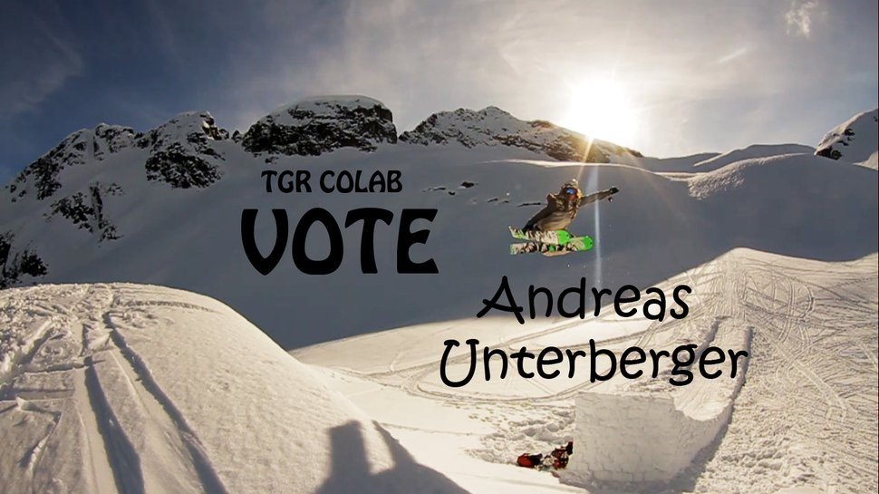 Andreas Unterbeger 2012/2013 season edit