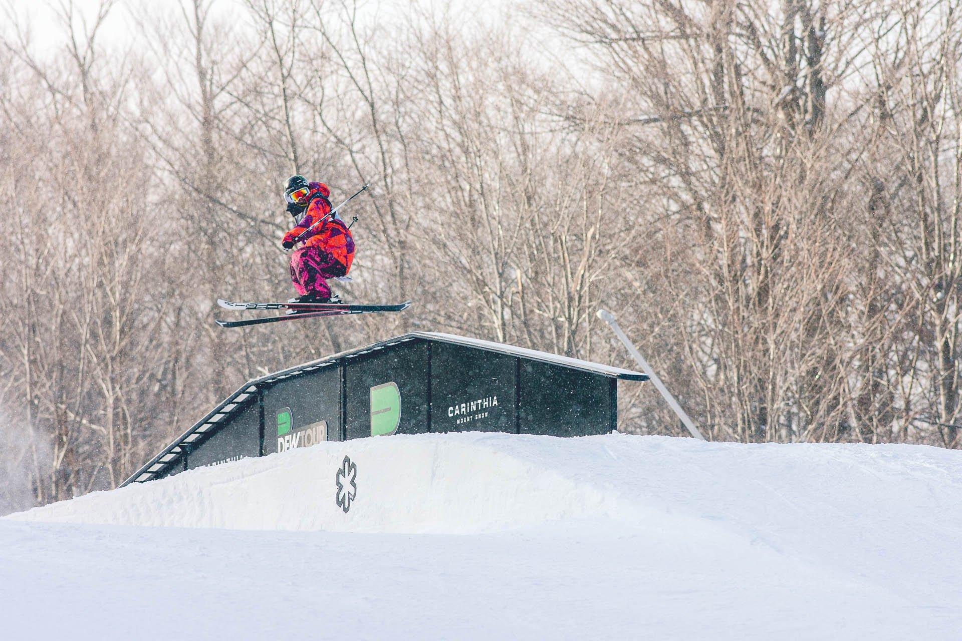 Jossi Wells, 2009 Mount Snow Dew Tour