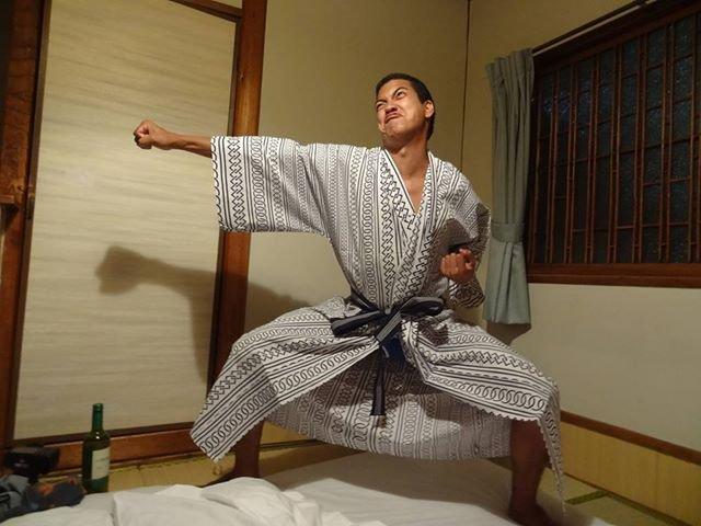 When In Japan