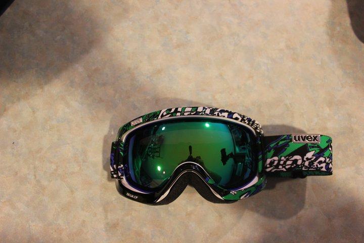 uvex goggles