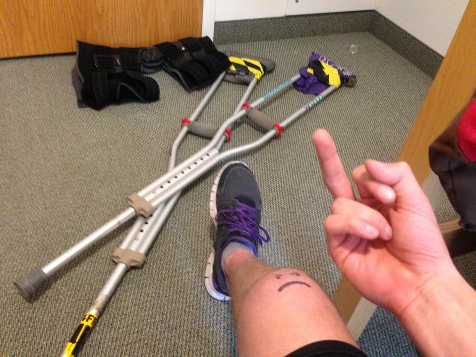 cripple no more