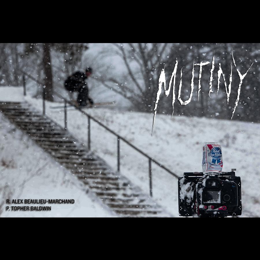 Alex Beaulieu-Marchand / Mutiny