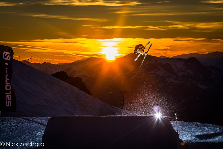 Sunset Flash