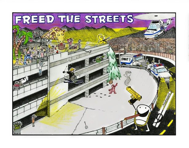 Freed the Streets: A Hood Crew Movie