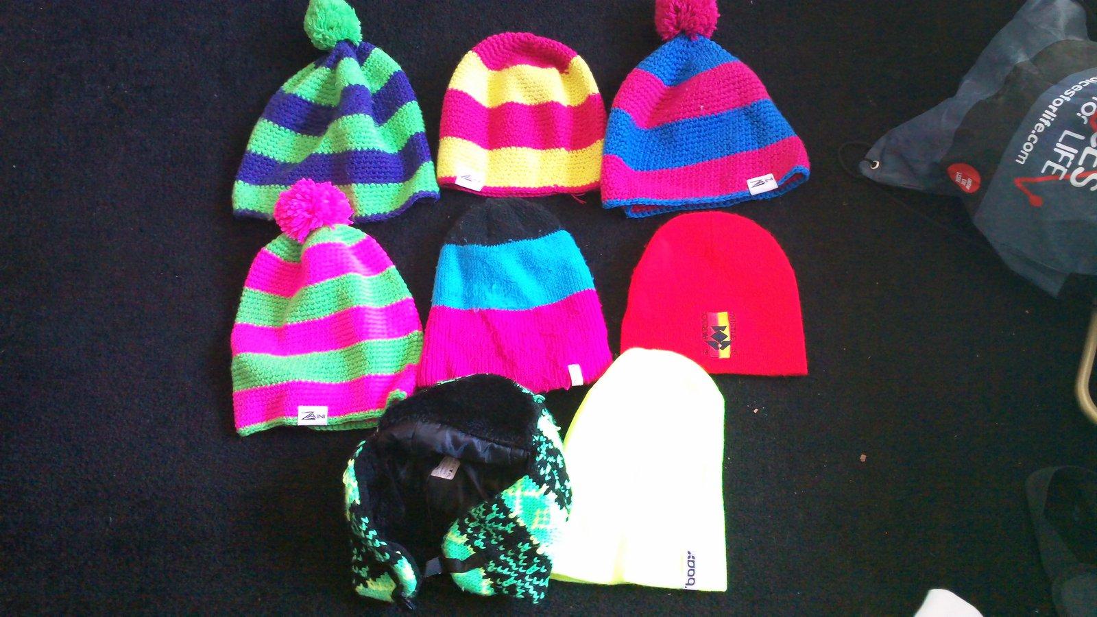 zaini hats and boax hat