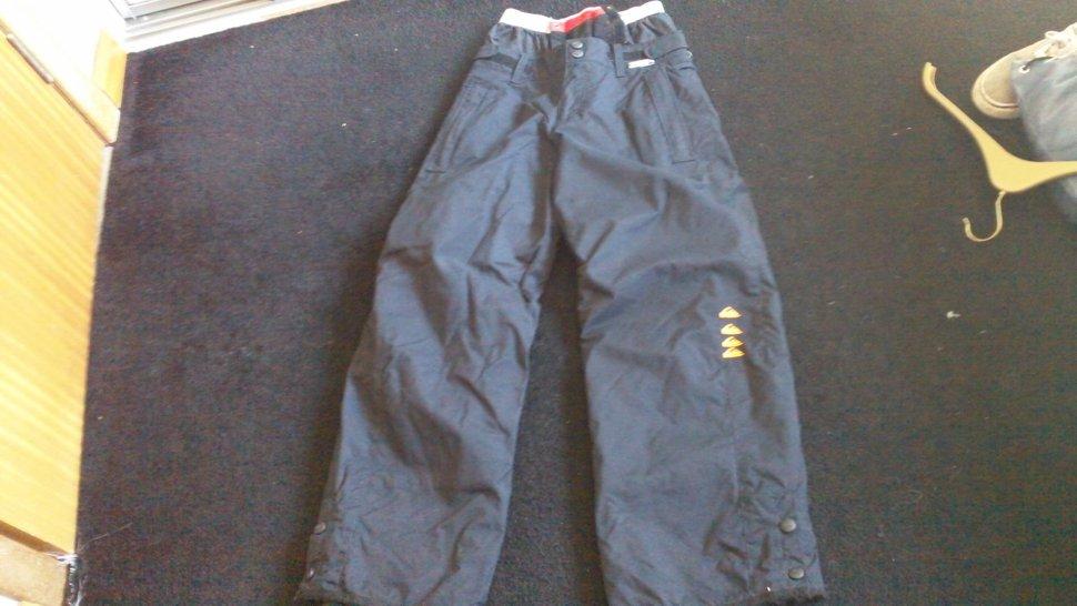 quiksilver ski pants