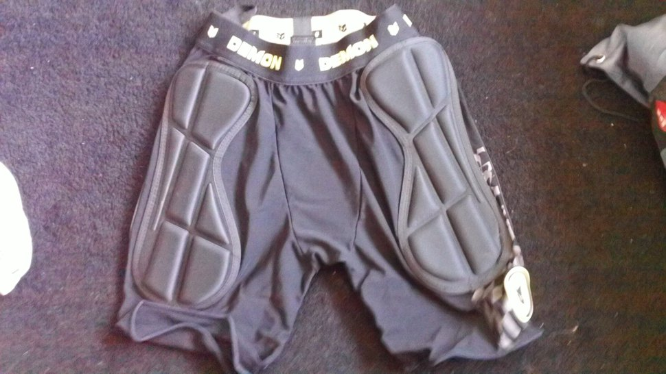 demon impact shorts