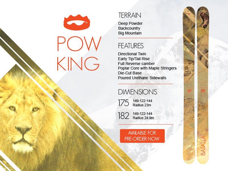BATALLA Pow King