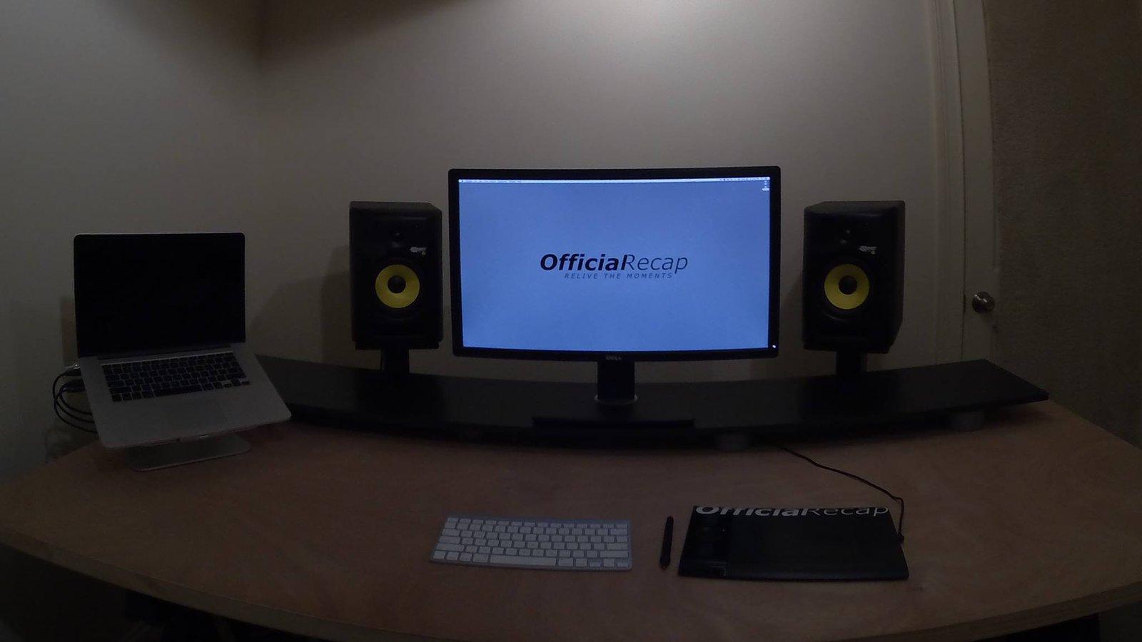 Editing Workstation (for thread)