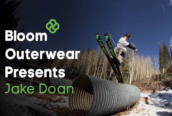 Bloom Outerwear Presents Jake Doan