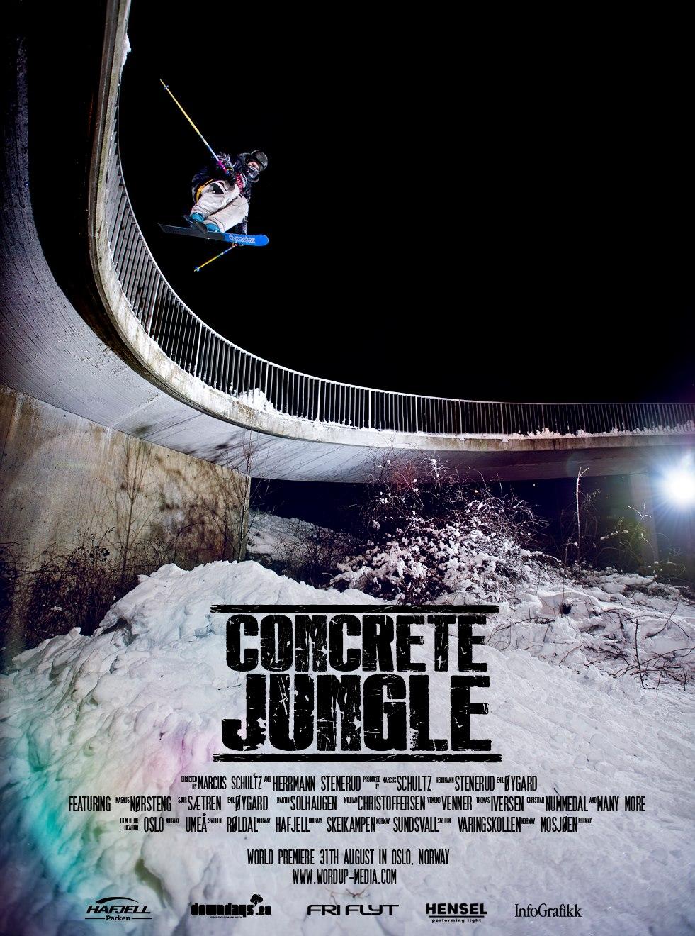 Concrete jungle 2013