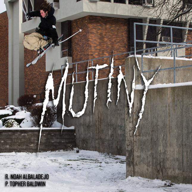 Noah Albaladejo / Mutiny