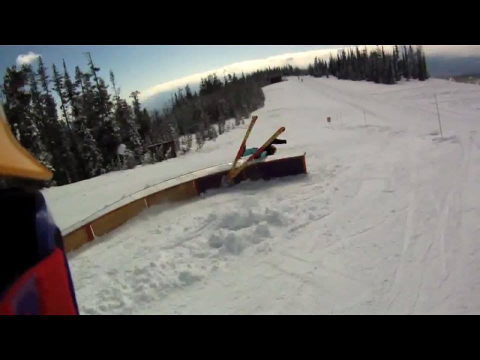 How to Hit A Rail