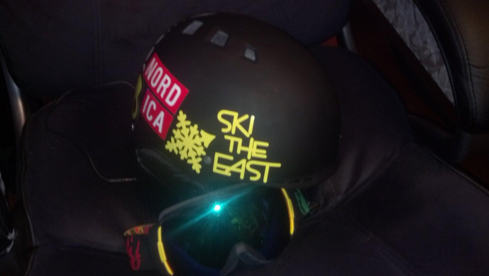Helmet Stickers 2