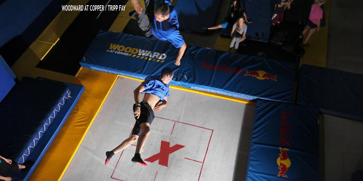 Aerial innovator, MaxAir Trampolines, springs on the scene.
