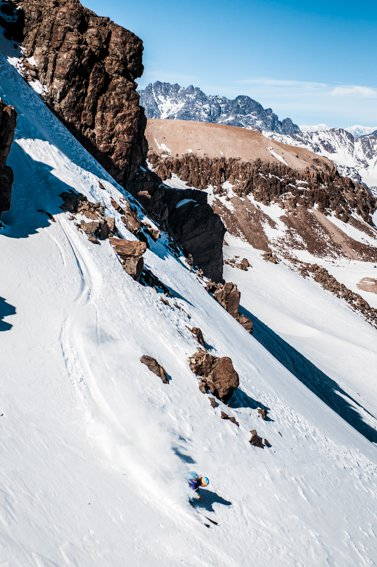 Sony Eye Of The Condor 3 - Icelantic Skis