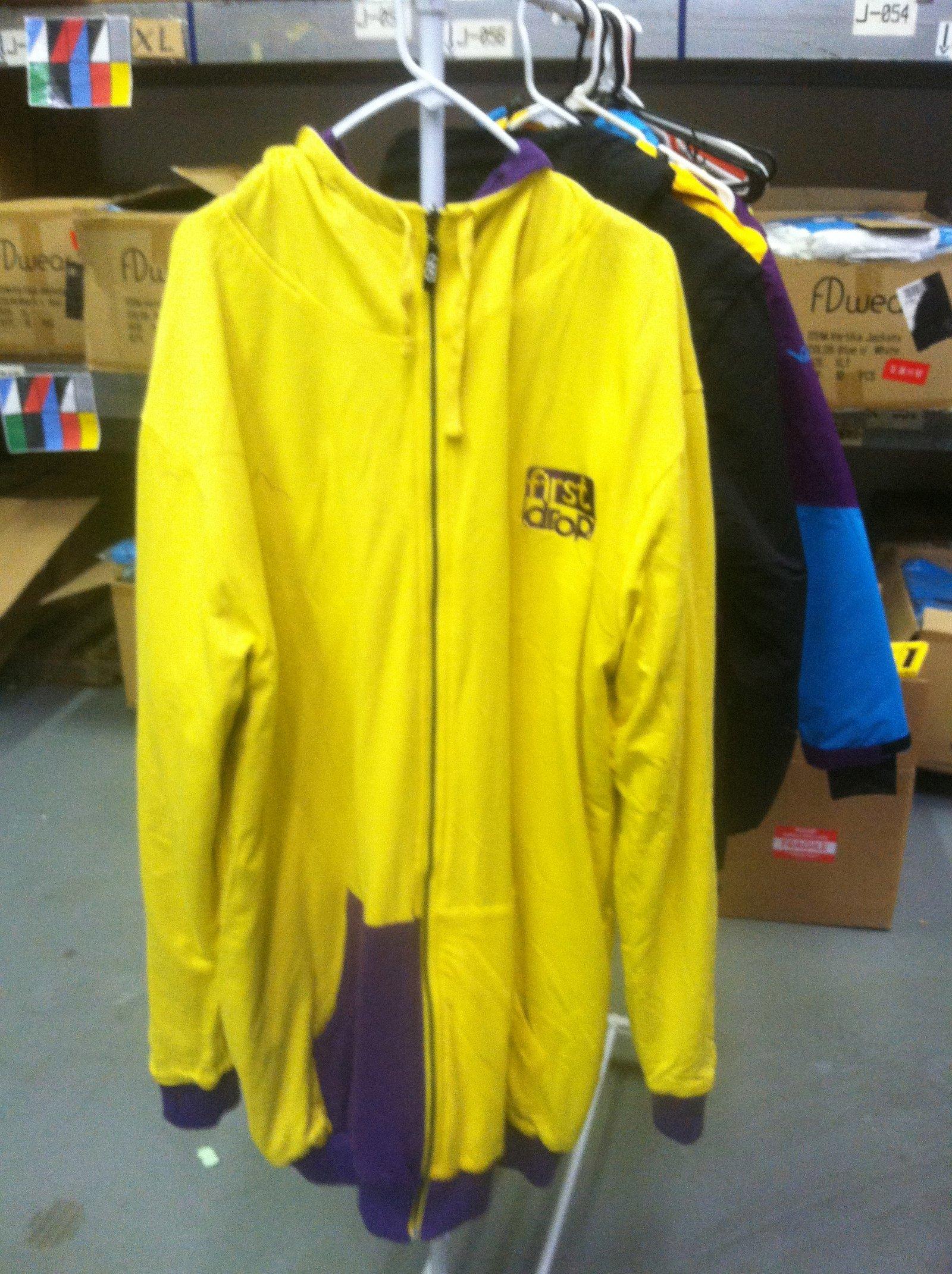 Purple n' Yellow Reversible (Side 2)