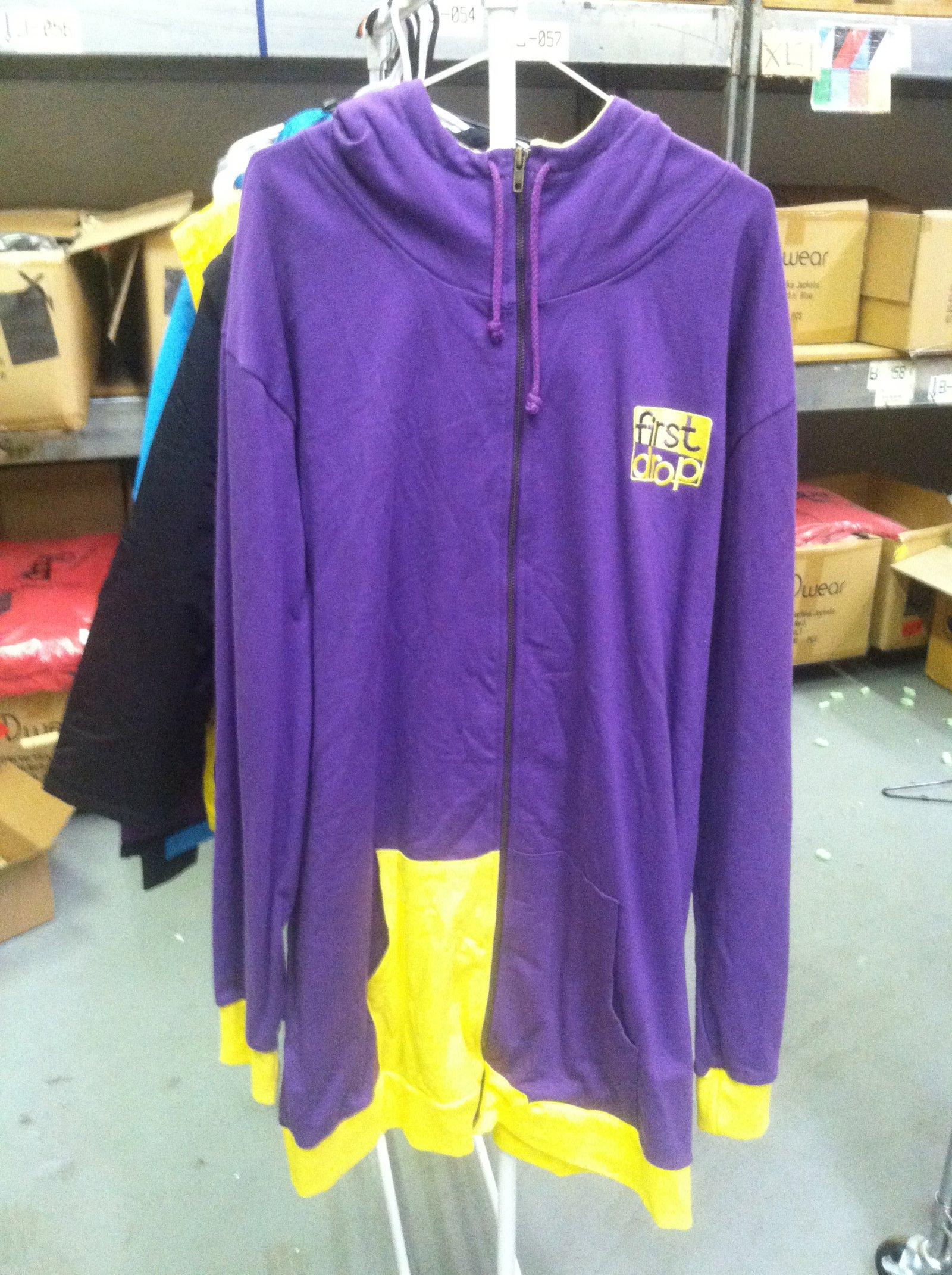 Purple n' Yellow Sweatshirt