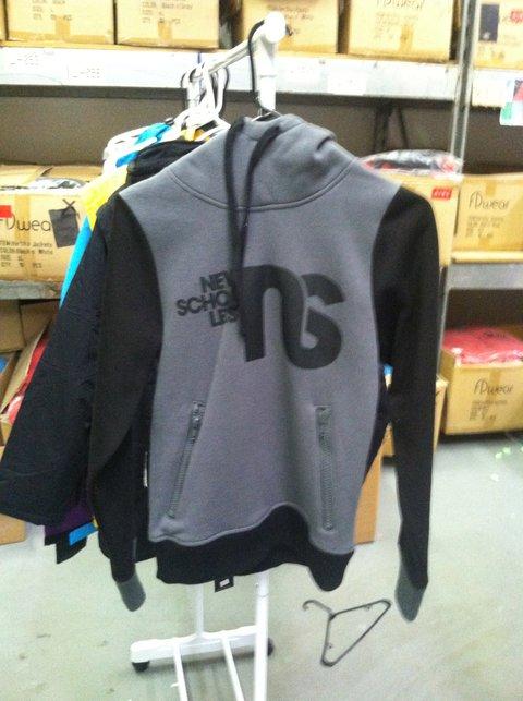 FD/NS Black n' Grey Collab