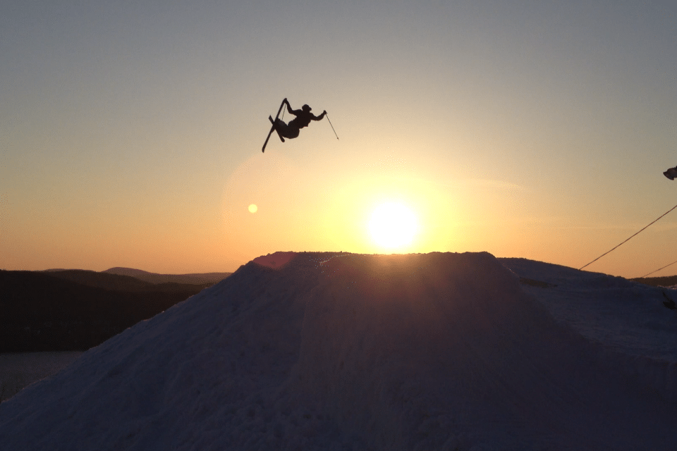 Seb Eaves - Cork 7 Tail into the Sunset