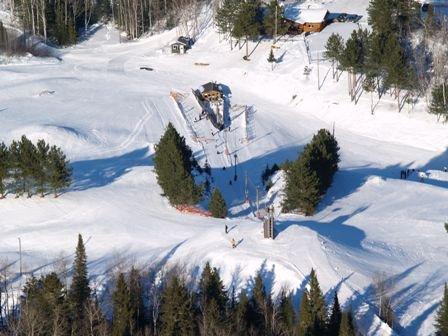 lake remi ski hill