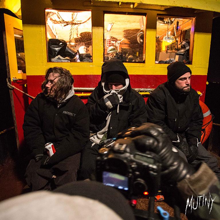 Behind the Scenes Mutiny