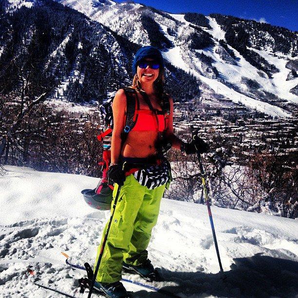 hiking in Aspen