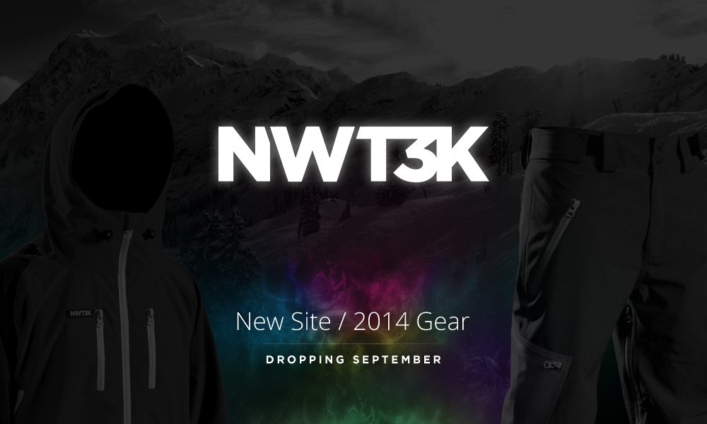 New Site & 2014 Gear Dropping September