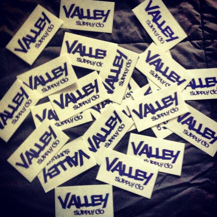ValleySupplyCo Stickers