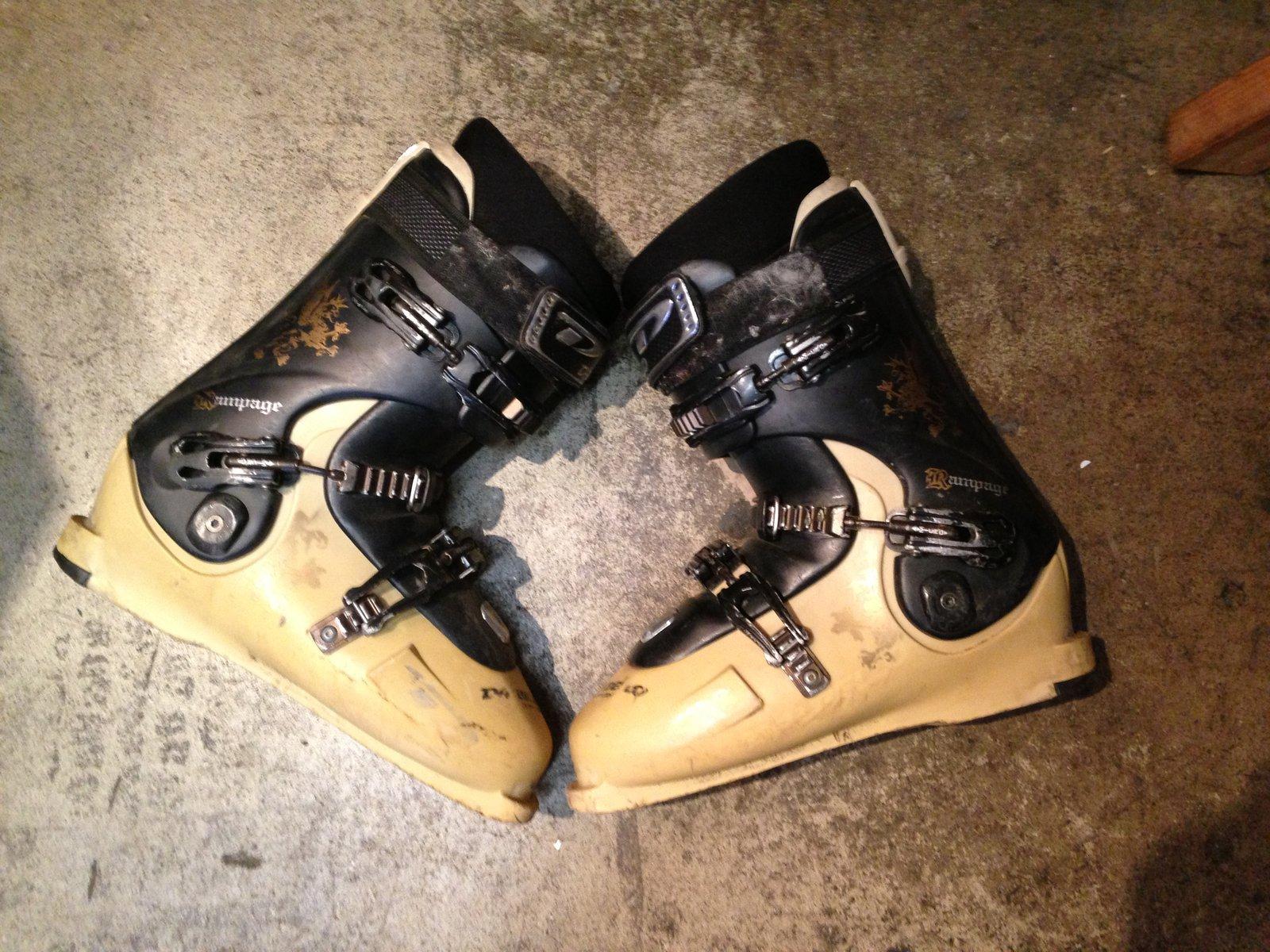 Dalbello Rampage Boots