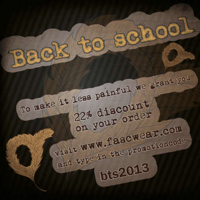 Back 2 School Offer !