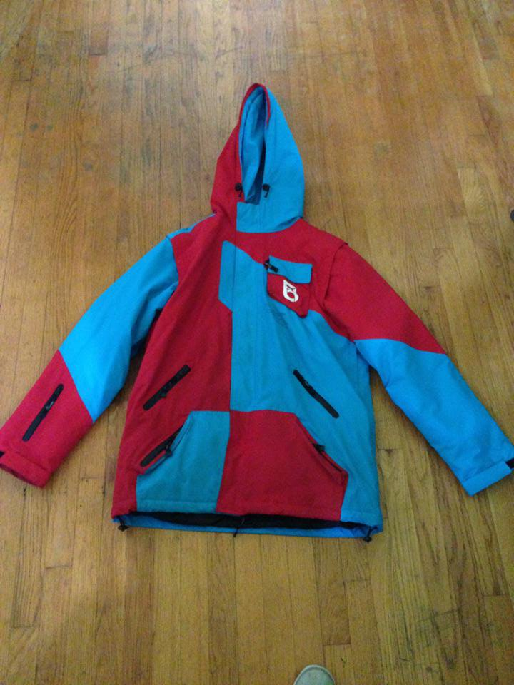 First drop Jacket for sale