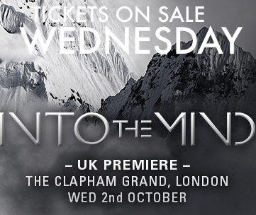 Into the Mind UK Premiere