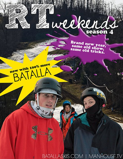 Batalla Skis Teams Up With PA-based RT Weekends