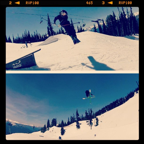 Cinqo de skio