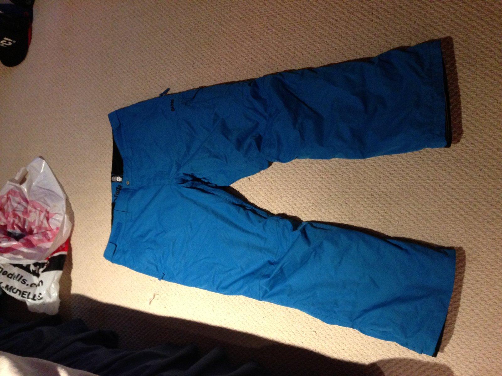 xxl Orage pants