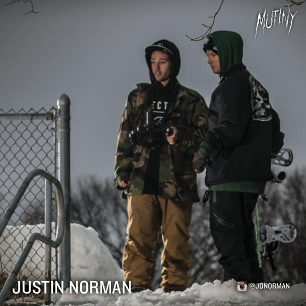 Justin Norman
