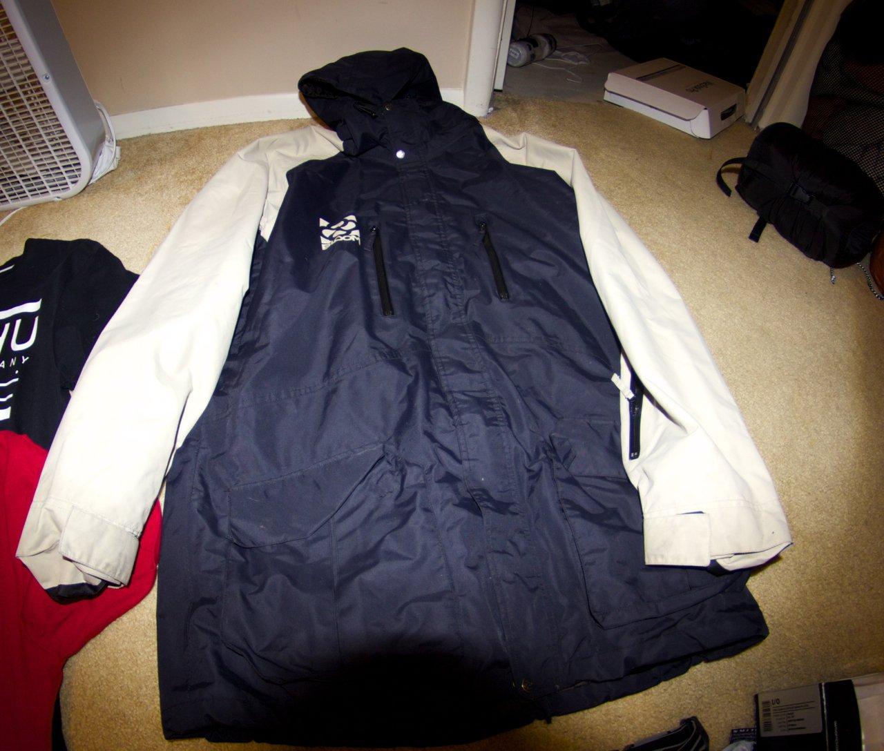 Bloom Jacket XLT