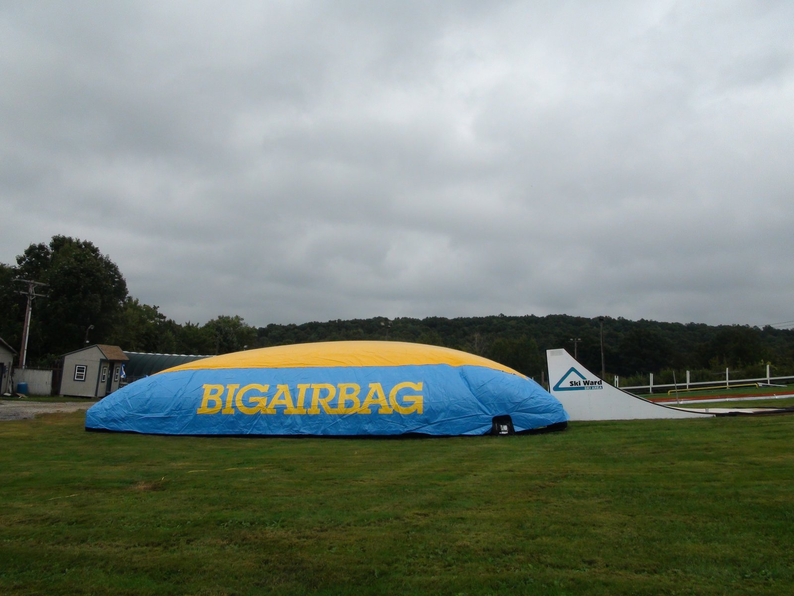 BigAirBag Open for the Fall
