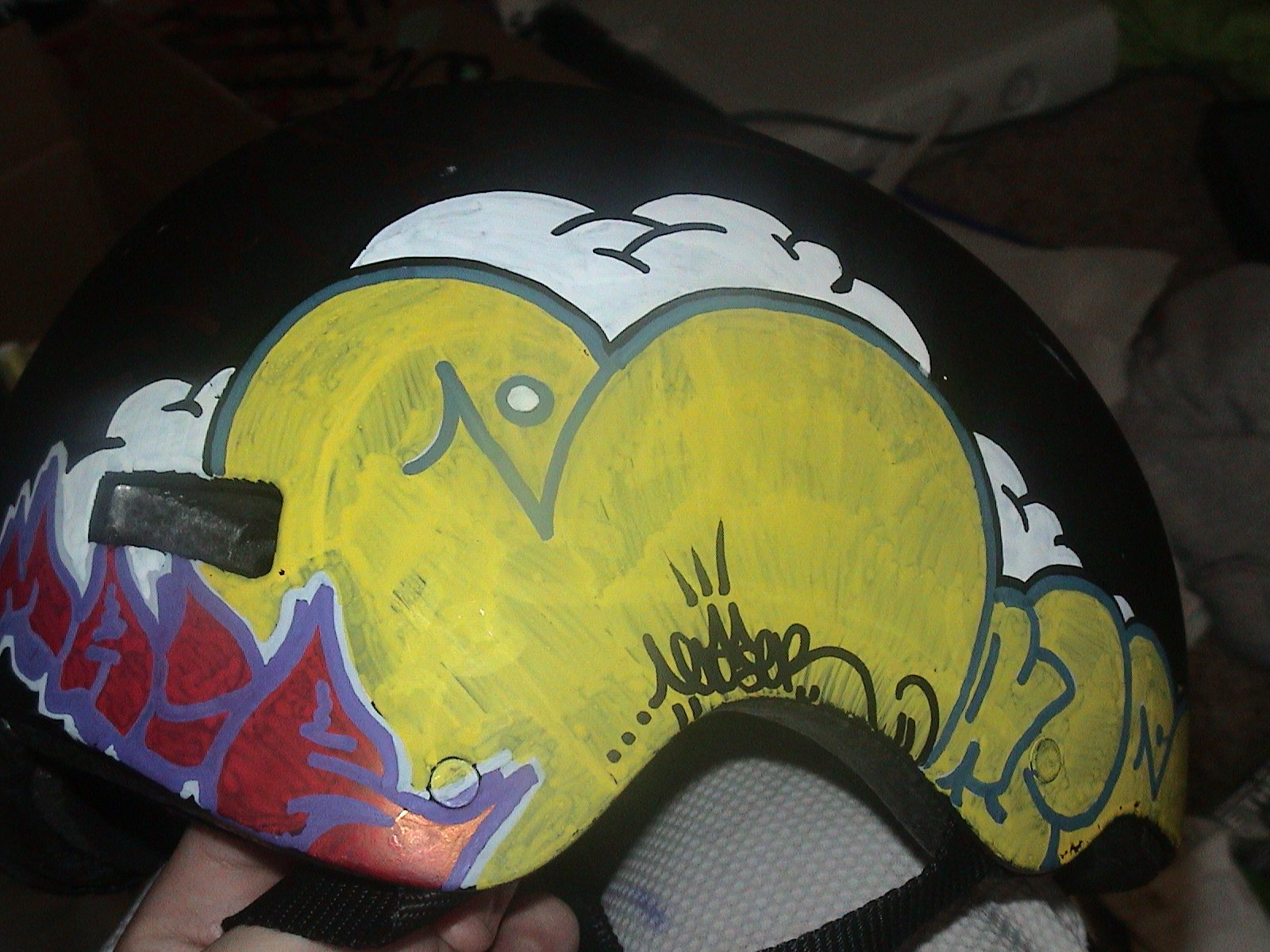 Easer Throwie