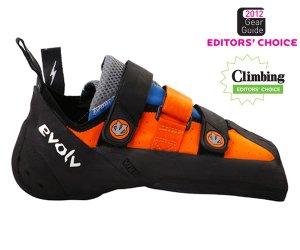 My new climbing shoes