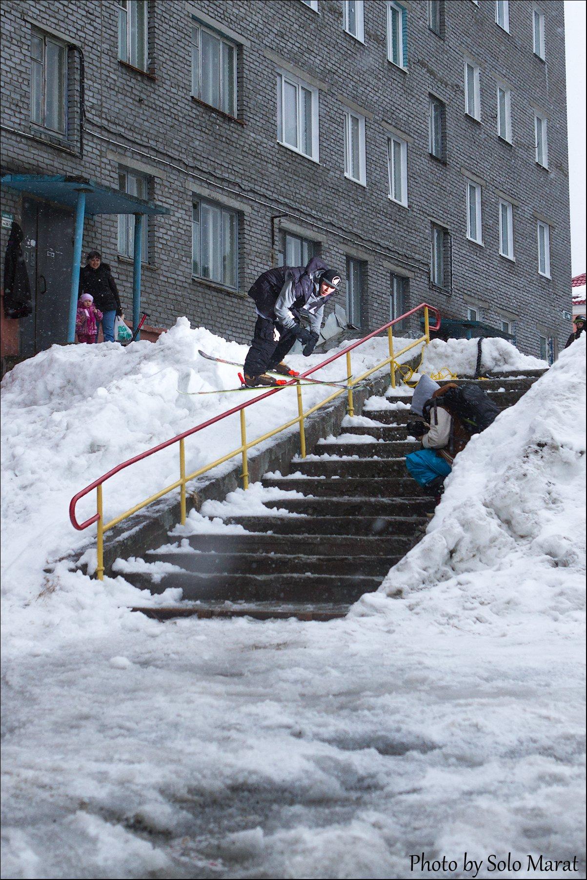 Rail russia