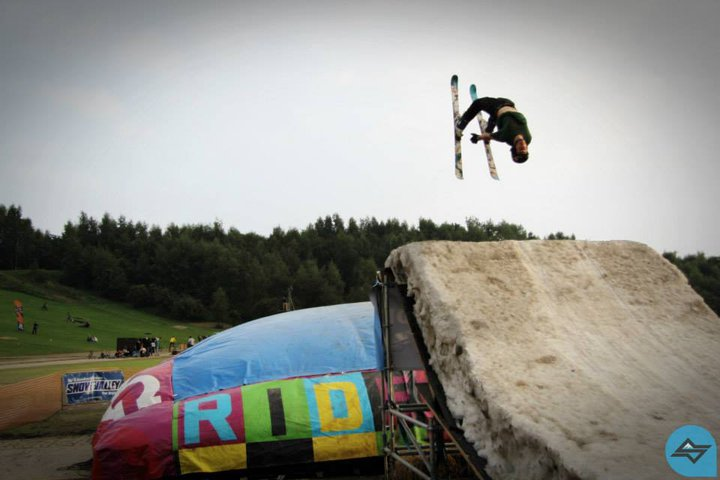 Backflip @ xtreme xperience